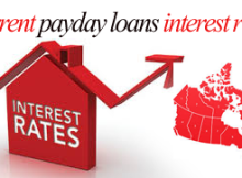 Analyze Current payday loans interest rates in Canada before signing loan agreement