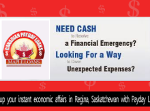 Grip up your instant economic affairs in Regina, Saskatchewan with Payday Loans