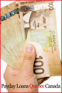 Get online Payday Loans in Montreal, Quebec to meet all unplanned expenses