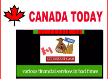People in Newfoundland are assisted by various financial services in bad times