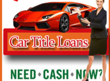 Cover Urgent Financial Journey with Car Title Loans